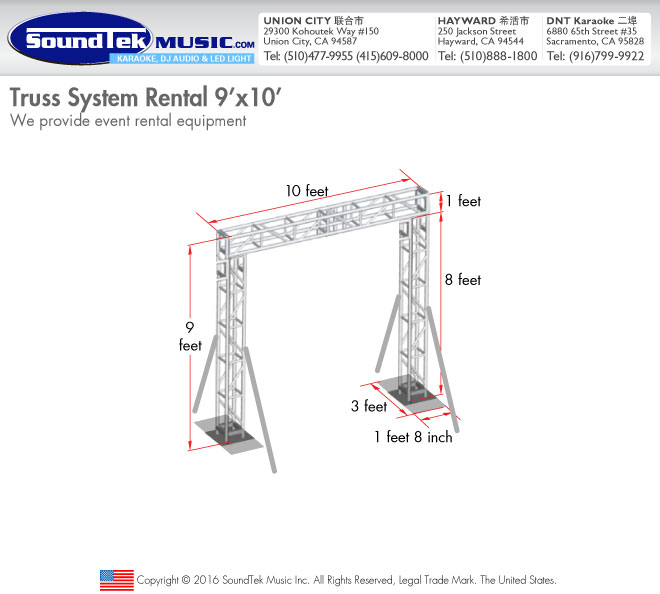 Truss for Truss package cost