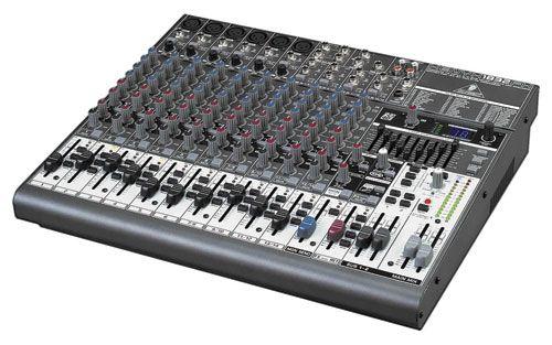 Behringer XENYX1832FX 18Ch Mixer/USB Int W/ FX