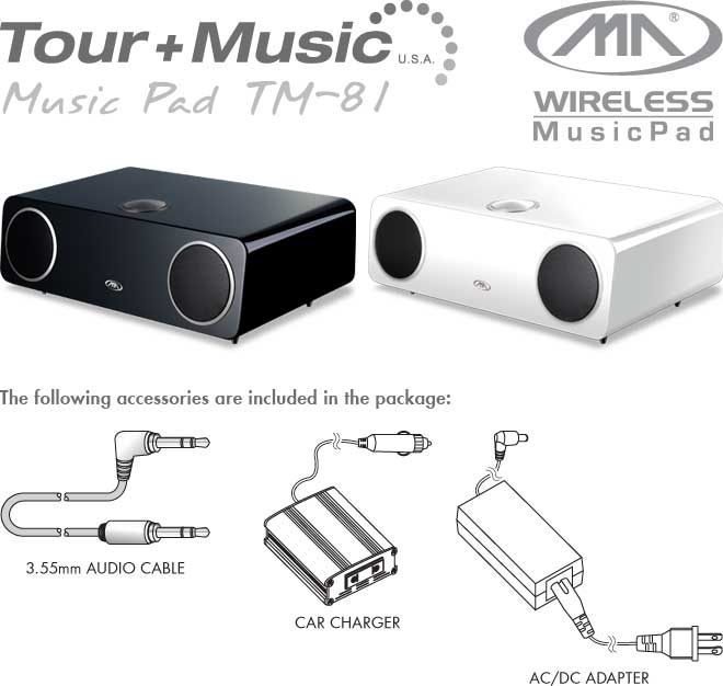 Better Music Builder (M) MusicPad TM-81 (Black)