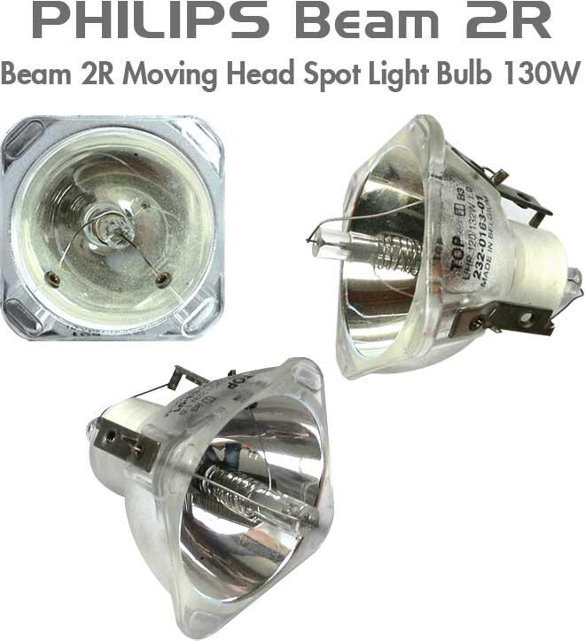 PHILIPS Beam 2R Moving Head Spot Light Bulb 130W