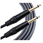 "Microphone Cable 6 ft 1/4"" to 1/4"""
