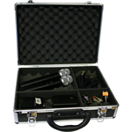 Nissindo T-002 Portable DJ/KJ Tool Case - OPEN BOX (Good Deal)