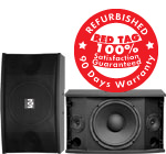 Better Music Builder (M) CS-500 Pro 450W Karaoke Speaker (Pair) Refurbished