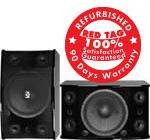 Better Music Builder (M) CS-812 Pro Karaoke Speakers Gloss Finish (Pair) - Refurbished