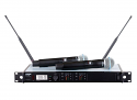Shure ULXD24D/B58 Dual-Channel Handheld Wireless System with 2 Beta 58A Handheld Mics