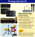 Package 05 - Better Music Builder Complete Karaoke System