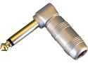 1/4-Inch Right Angle Plug (Each)